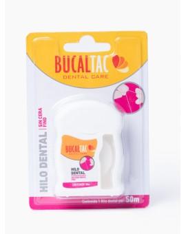 BUCAL TAC Hilo Dental Sin Cera