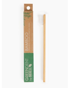 GREEN DENT Bamboo Cepillo...
